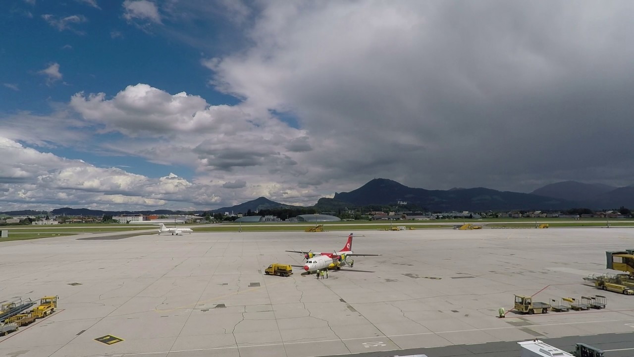 Dat Danish Air Transport – Atr – Atr42-320 (oy-jrj) Flight Dtr54