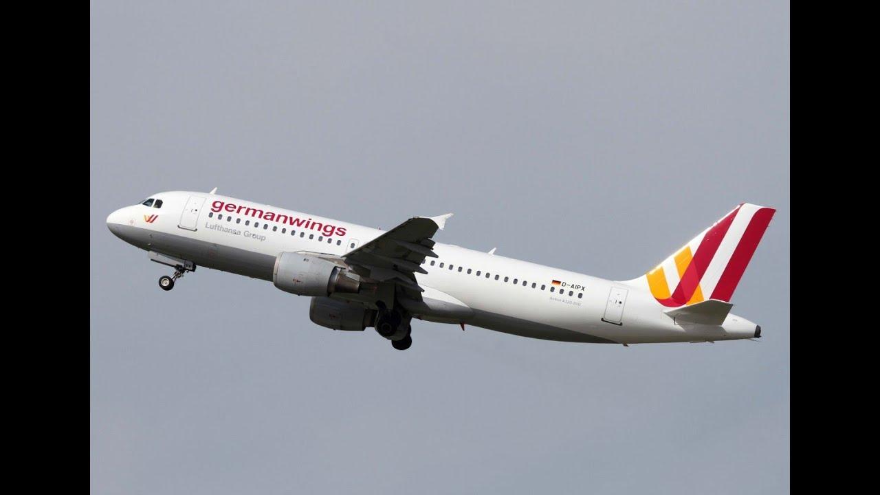 Germanwings – Airbus A320-211 (d-aipx) – Flight 4u9525