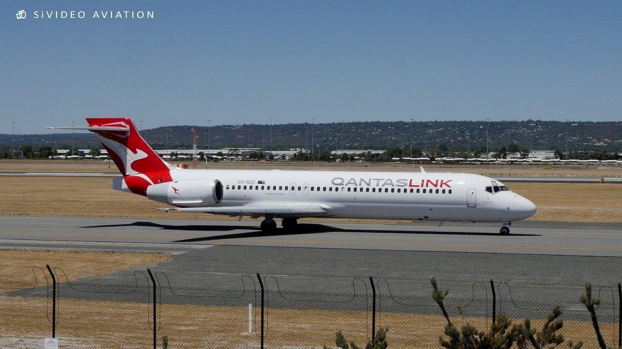 Cobham Aviation – Boeing B717-200 (vh-nxd)