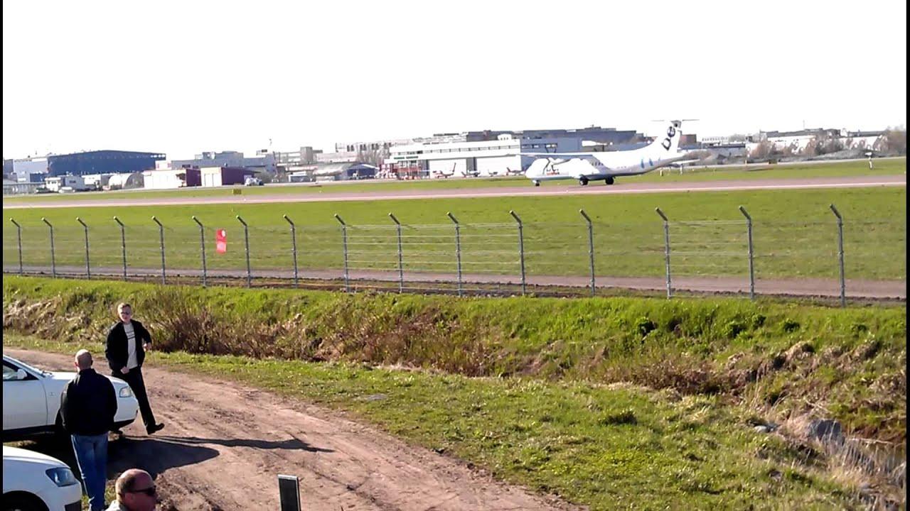 Flybe Finland – Atr – Atr72-212a (oh-ath) Flight Fcm992t