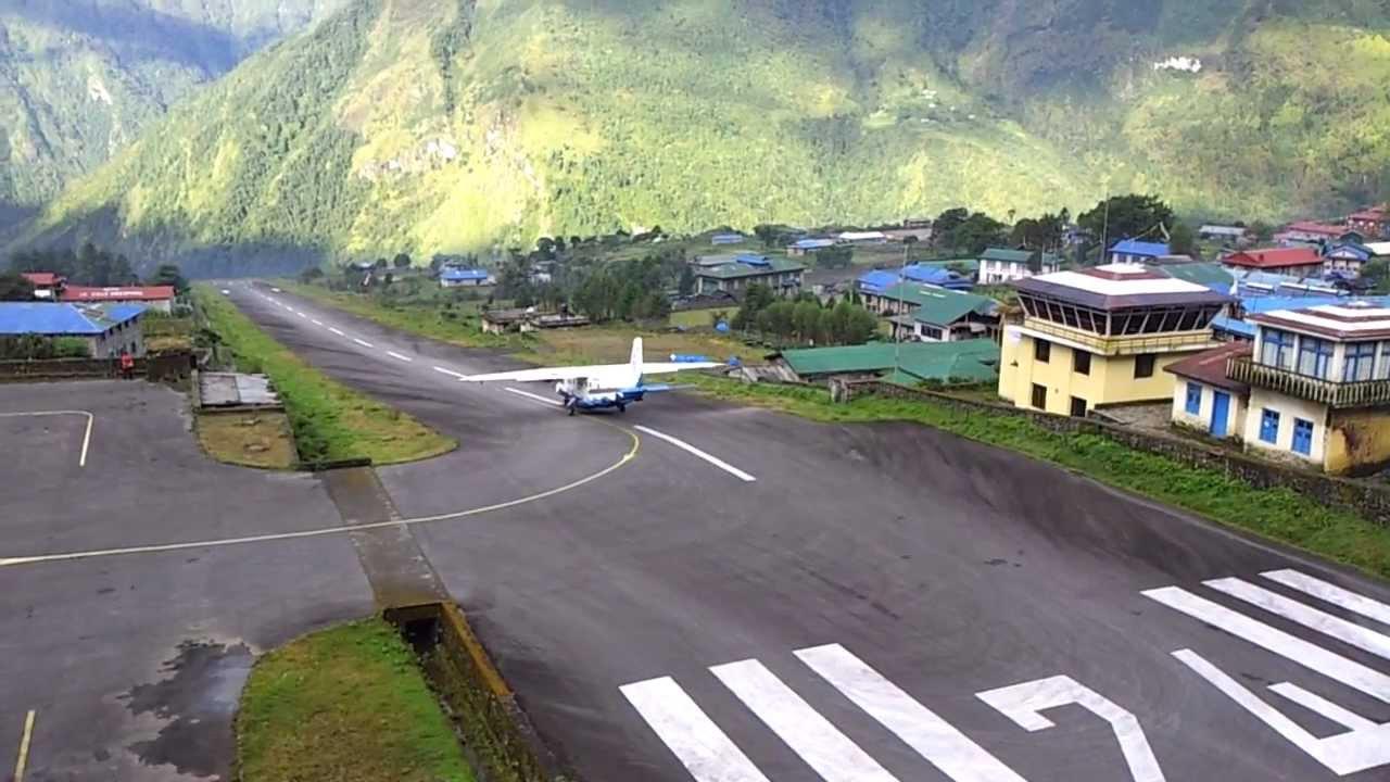 Sita Air – Dornier – Do228-202 (9n-aha) Flight St601