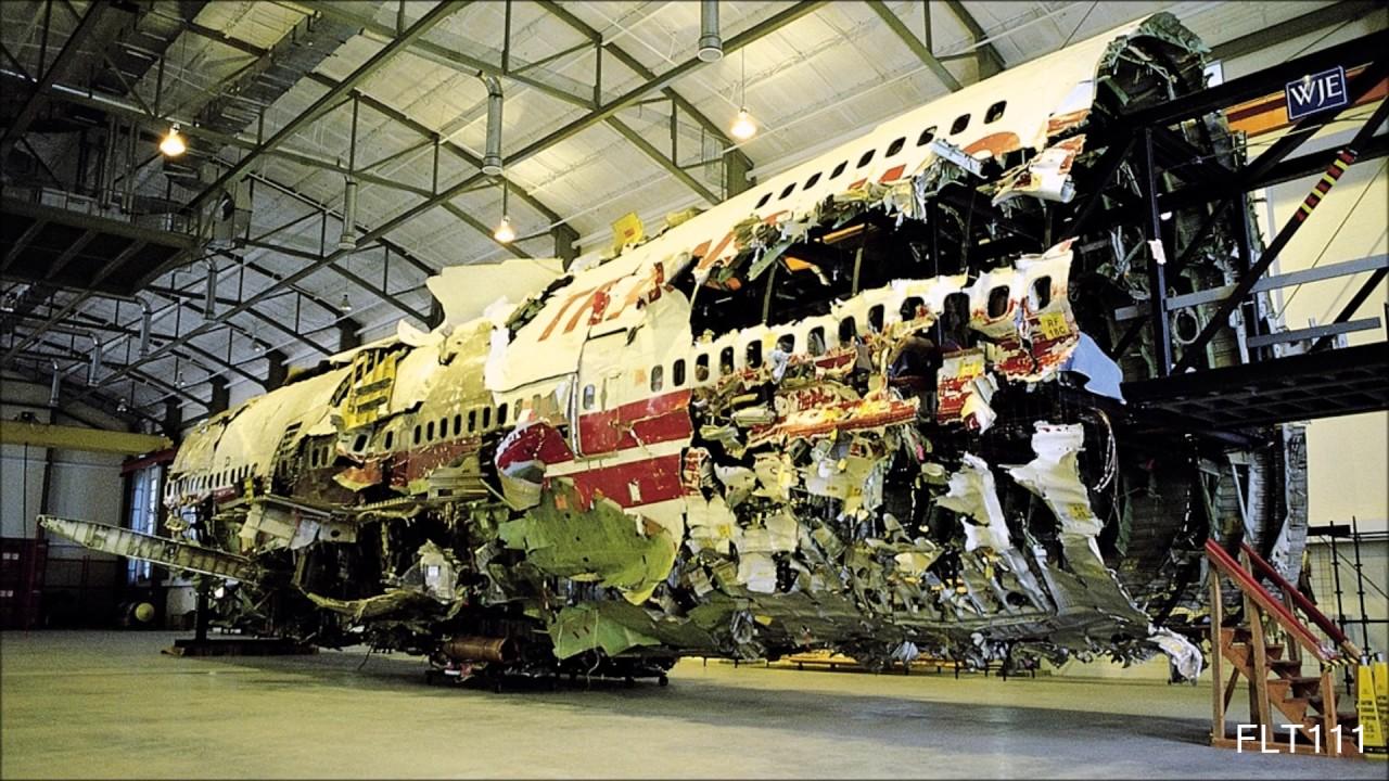 Twa Trans World Airlines – Boeing – B747-131 (n-93119) Flight Twa800
